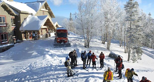 Séjour de ski dans les Chic-Chocs + Équipement de ski (3000$)