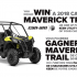Un Can Am Maverick Trail VHU 2018 (13 300 $)