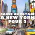 Un voyage pour deux à New York (3 250 $)