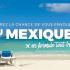 Voyage de 7 jours tout-inclus pour 2 au Mexique (4500$)