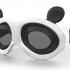 2 paires de lunettes 3D Kung Fu Panda