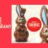 3 KG de chocolat Alex Le Lapin