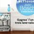 3 Lave-vaisselle Bosch de 3219 $ chacun
