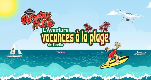 3 Vacances à la plage en famille de 10 000$