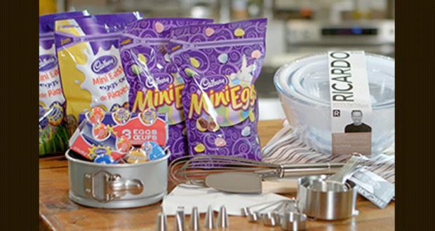 Accessoires de cuisine ricardo produits cadbury - Ricardo cuisine concours ...