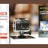 Caméra d'action Safari HD