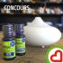 Diffuseur ultrasonique + huiles essentielles Cèdre et Lavande vraie