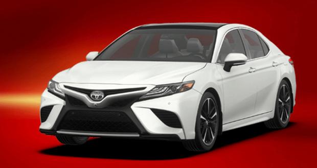 Gagnez une Toyota Camry XSE V6 de 41,787$