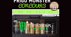 Un frigo Monster Energy