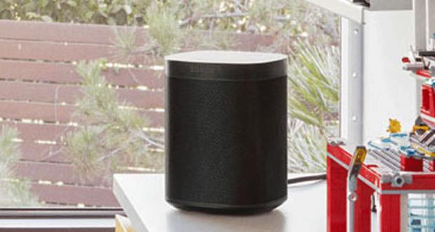 Un haut-parleur intelligent Sonos One