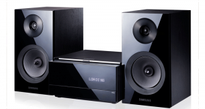 Une chaine audio Bluetooth Samsung