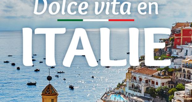 Voyage pour 2 personnes en Italie