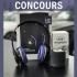 Écouteurs et un speaker Bluetooth