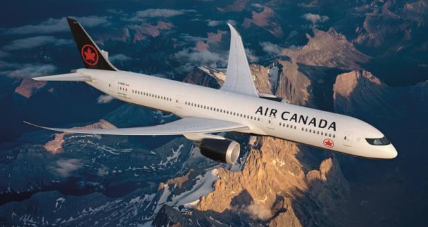 2 Billets Air Canada Aller / Retour vers Melbourne
