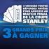 3 Voyages tout inclus pour la finale de la Coupe Stanley