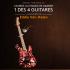 4 Guitares autographiée par Eddie Van Halen