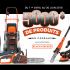 5000$ en outils Black & Decker