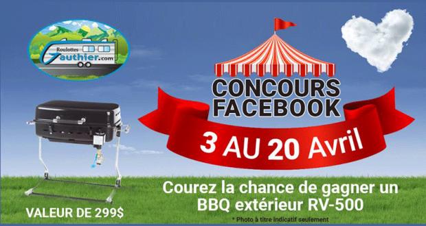 Bbq ext rieur valeur de 299 qu bec concours gratuits for Barbecue en dur exterieur