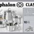 Batterie de cuisine en acier inoxydable Calphalon