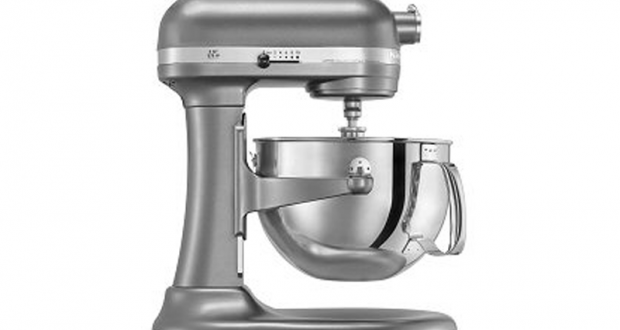 Batteur sur socle KitchenAid Professional série 600