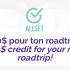 Carte-cadeau Airbnb de 300$ + Carte essence Esso de 200$