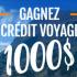 Certificat de Voyage de 1000 $