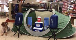 Ensemble de camping de 300$