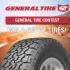 Ensemble de pneus General Tires de 1800$