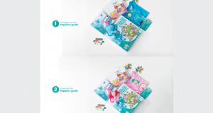 Ensemble de produits Mon Papillon-Guide