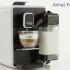 Machine Cappuccina blanche par Caffitaly