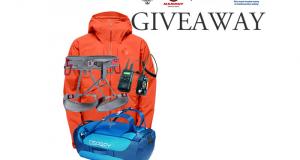 Manteau et équipement d'alpinisme