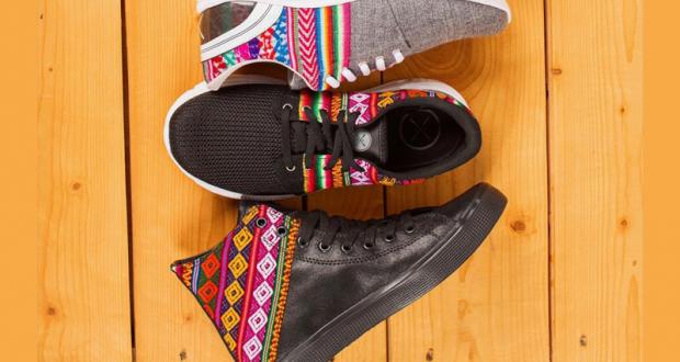 Paire de chaussures Innkas
