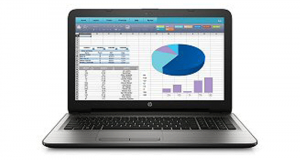 3 ordinateurs portables HP de 15,6 pouces