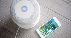 Un Apple HomePod de 349$