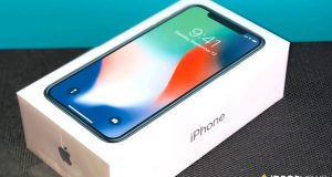 Un iPhone X de 1 000 $