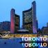 Un voyage pour deux personnes à Toronto