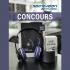 Une paire d'écouteurs et un speaker Bluetooth