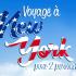 Voyage à New-York pour 2 personnes