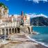 Voyage à la côte d'Amalfi en Italie