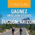 Voyage cycliste à Tucson en Arizona