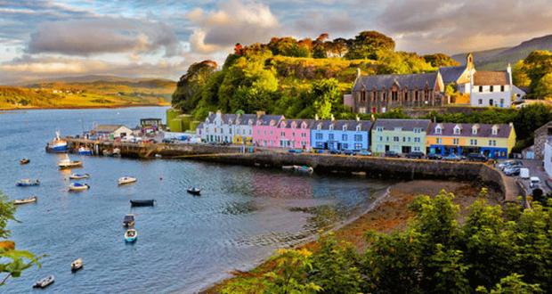 Voyage en Écosse d'une valeur de 4000$