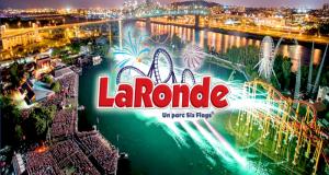 100 prix de 4 billets d'un jour à La Ronde (300 $ chacun)