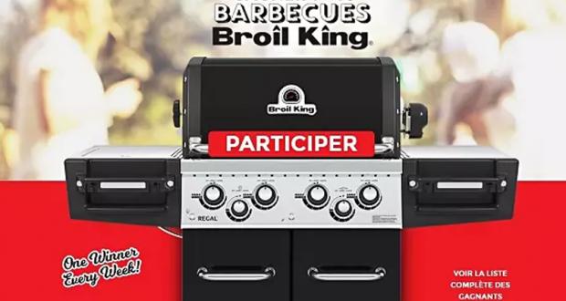 16 BBQ de marque Broil King