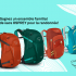 4 sacs de randonnée de marque OSPREY