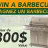 Barbecue Martin Maestro 55 000 btu