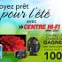 Carte-cadeau Centre Hi-Fi de 100 $