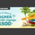 Crédit voyage de 1500 $ chez Voyages Plein Soleil