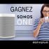 Enceinte intelligente Sonos ONE de 250$