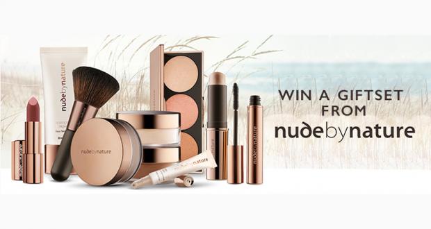 Ensemble-cadeau de produits Nude by Nature de 200$