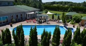 Forfait Euro-Spa pour deux, accès aux bains, nuitée et repas